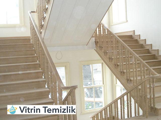 Vitrin Temizlik Apartman Merdiven Temizliği Kocaeli