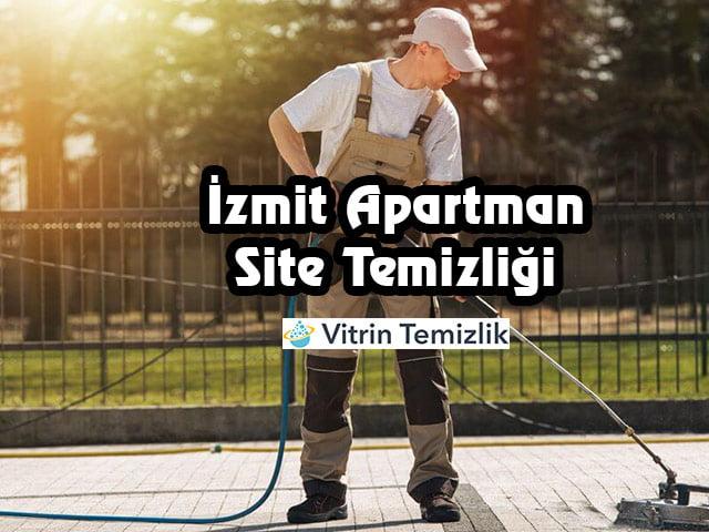 İzmit Apartman Site Temizliği