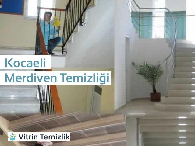 Kocaeli Merdiven Temizliği Fiyatları
